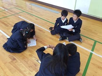 新1年生と校歌の練習!! | 高浜町...