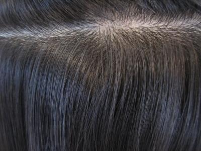 生駒市 縮毛矯正後の画像