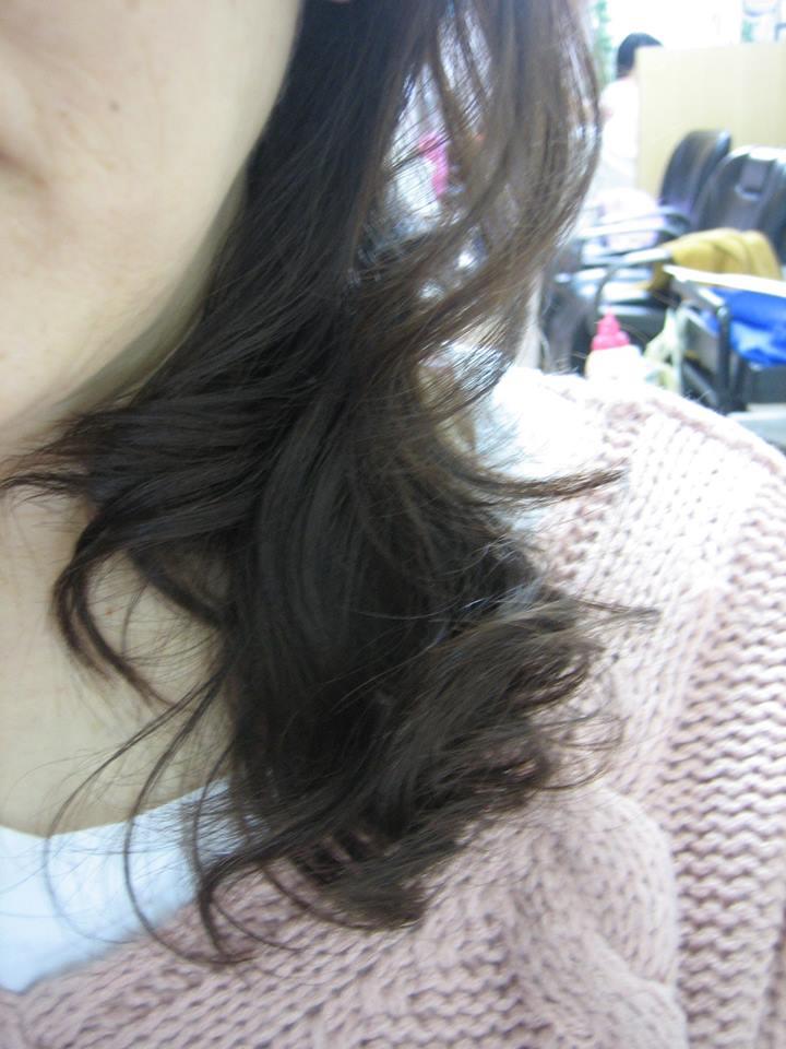 ストカール コテの巻き髪 ストカールから3ヵ月後