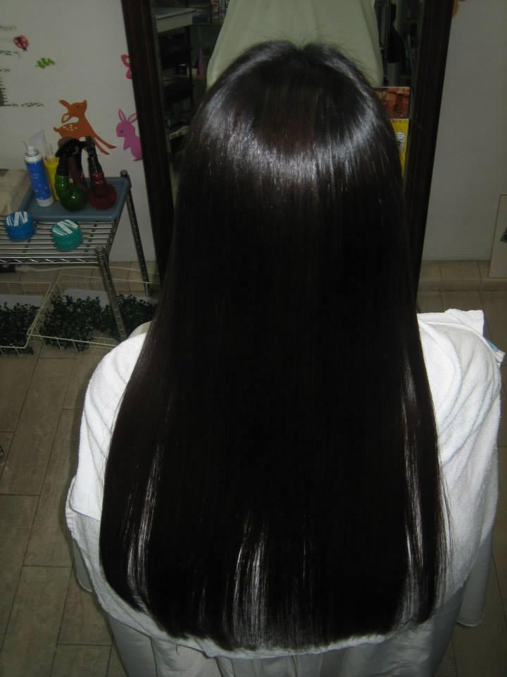 髪質改善 美容室 奈良