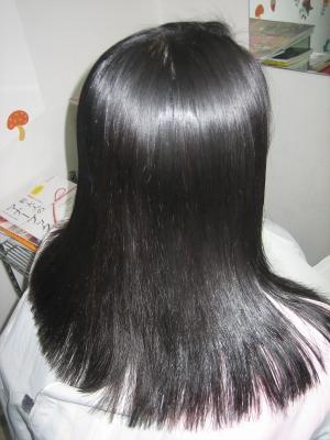 奈良 艶髪