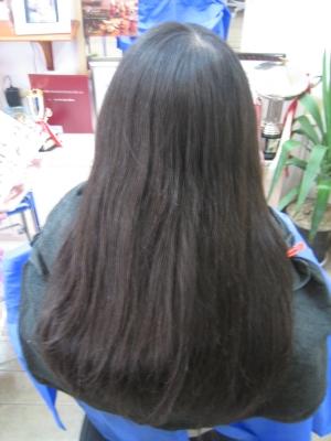 初めてのヘアカラー 奈良市 美容室 学園前 傷まない イルミナカラー<img src=