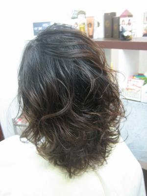 奈良 ヘアカラー 40代 50代 白髪染め 専門店