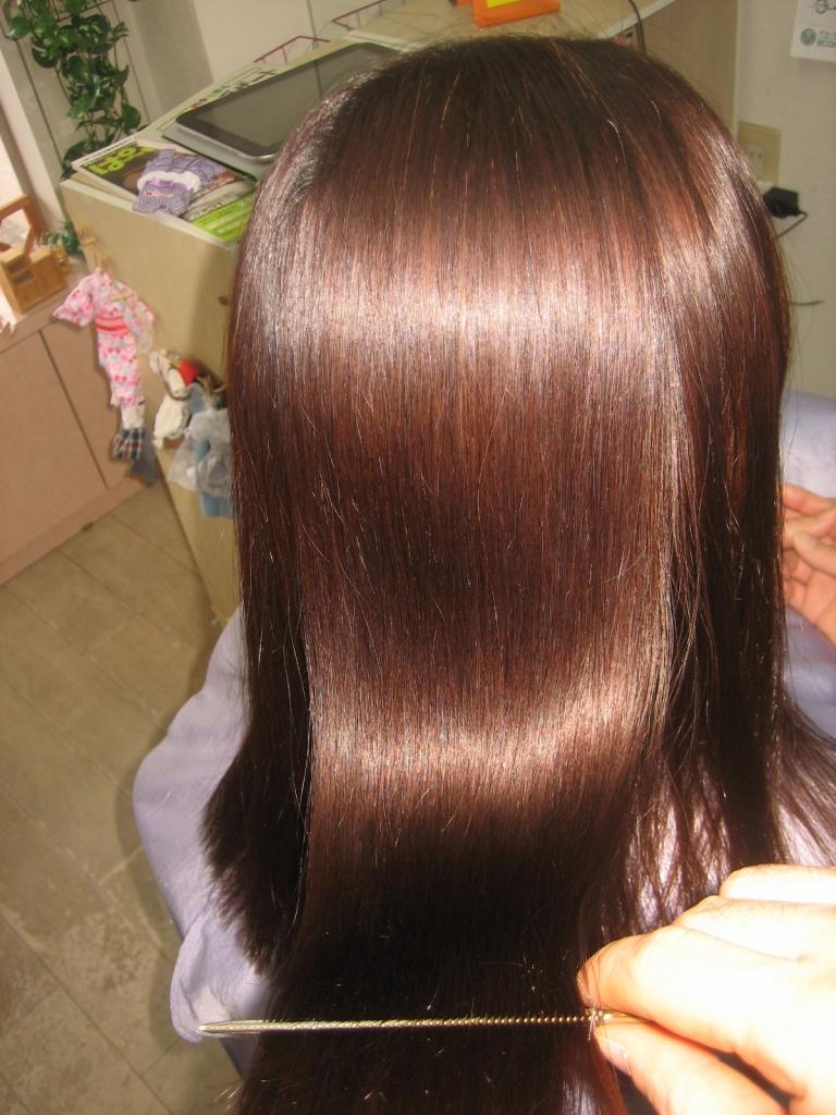 髪質改善専門店 奈良市 奈良 ヘアエステ トリートメント
