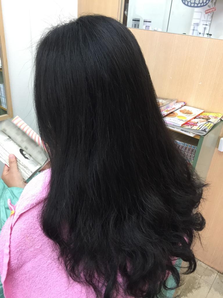 デジスト ストデジ 奈良 美容室 生駒 パーマスタイル
