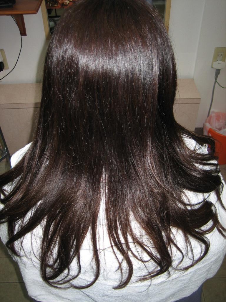 美容室の失敗 西大寺 奈良ファ 大和西大寺 髪質改善 縮毛矯正
