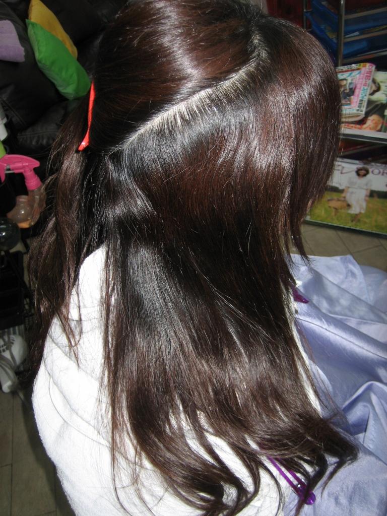 奈良県 美容師の責任 高の原 美容室トラブル 髪が痛んだ チリチリ ジリジリ