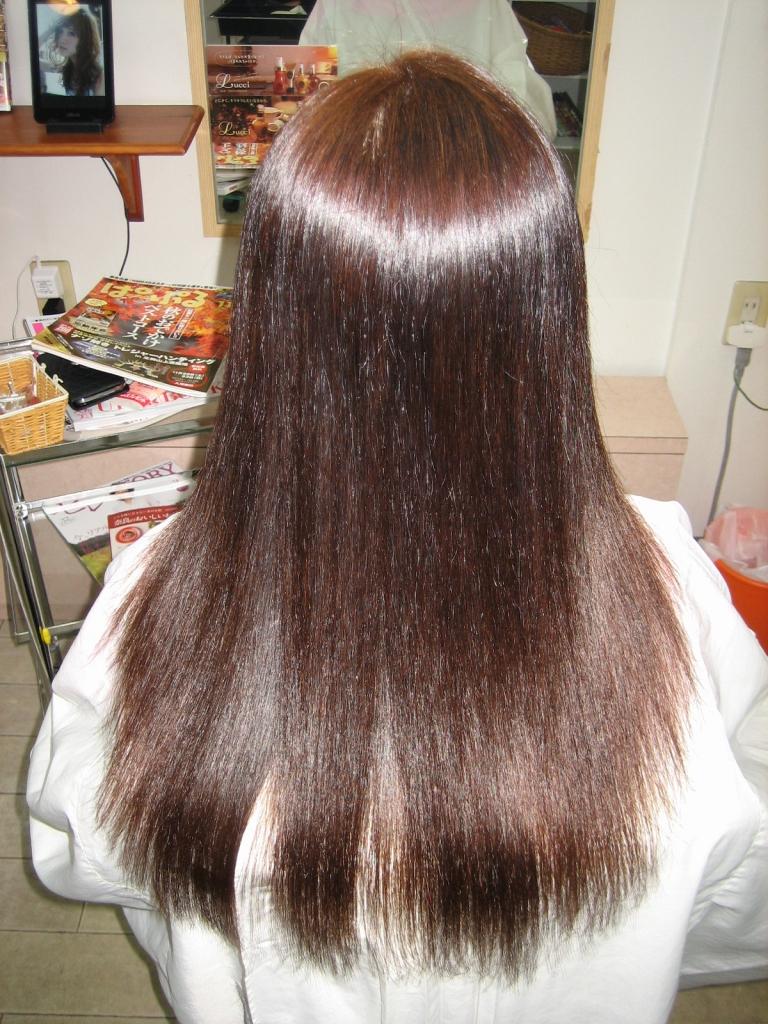高の原 美容室トラブル 縮毛矯正 髪質改善 高の原イオン 究極ストレート チリチリ ジリジリ