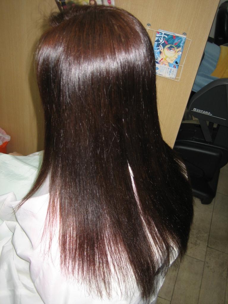 木津川市 美容室トラブル チリチリ ジリジリ 髪が痛む 高の原イオン 美容院