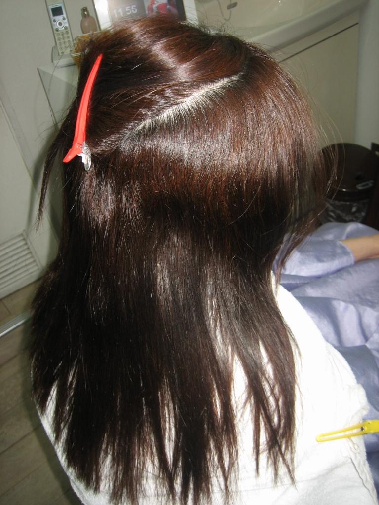 奈良市 ビビリ毛補修 奈良県髪質改善縮毛矯正