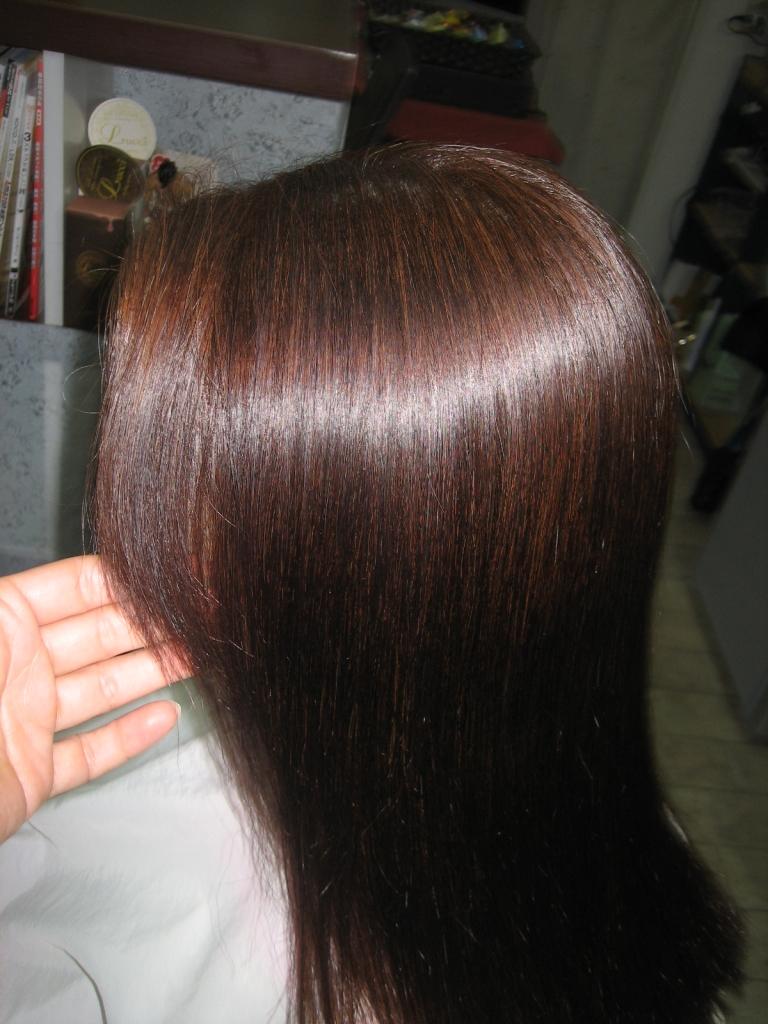 奈良県 髪質改善トリートメント 髪質改善縮毛矯正