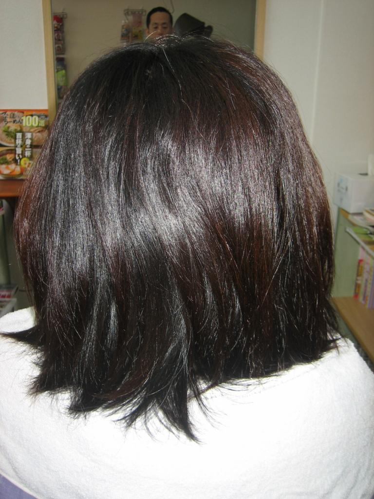 奈良市 美容室 アンチエイジング 髪質改善 学園前
