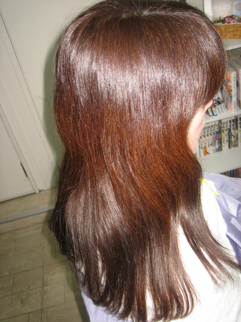 奈良市 美容室 髪質改善 アンチエイジング系美容師 縮毛矯正
