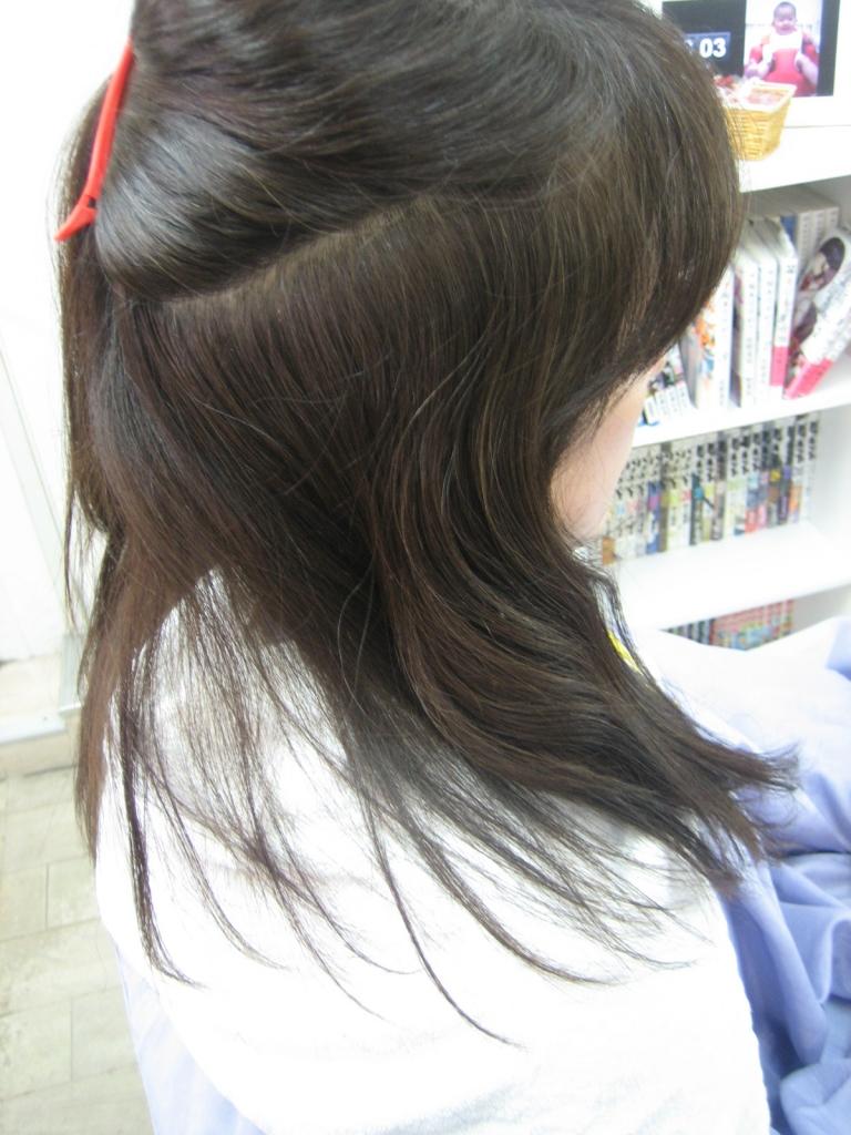 奈良県 美容室トラブル チリチリ毛 ジリジリ毛
