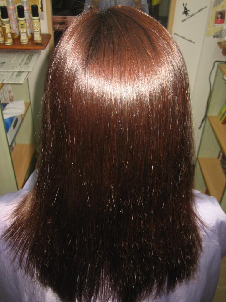 西大寺 美容室 大和西大寺 究極ストレートパーマ 奈良ファ 髪質改善 コスメストレートパーマ ならファ