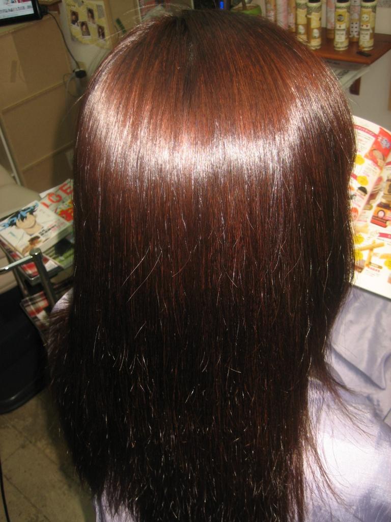 西大寺美容室 髪質改善大和西大寺 縮毛矯正奈良ファ ストレートパーマならファ