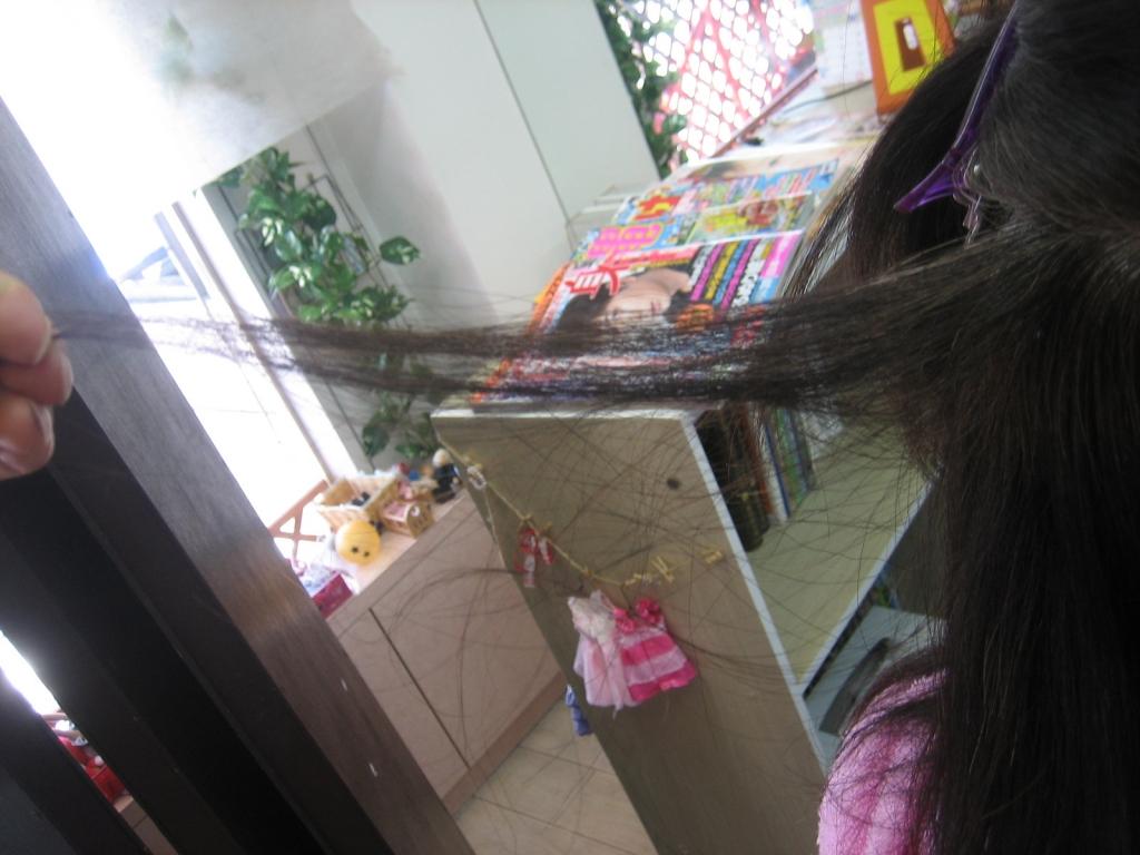 奈良 髪質改善縮毛矯正 美容室トラブル 美容師の失敗
