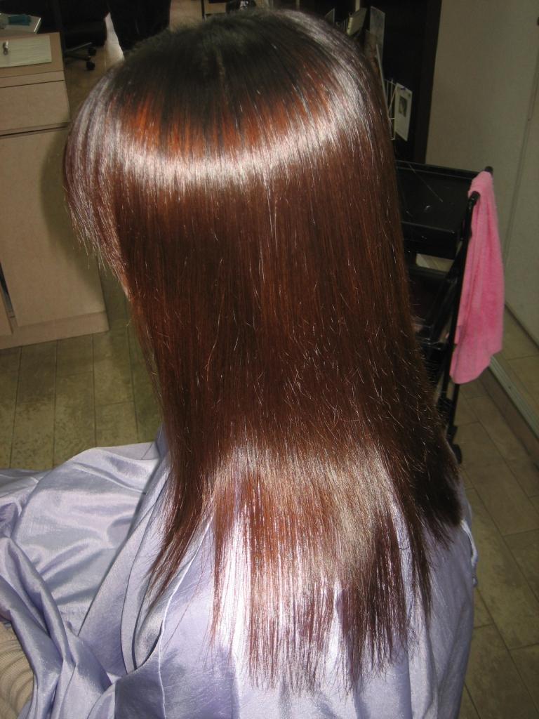奈良県 縮毛矯正専門店 学園前 究極ストレートパーマ 西大寺 痛みにくいストレートパーマ 髪質改善 高の原 生駒