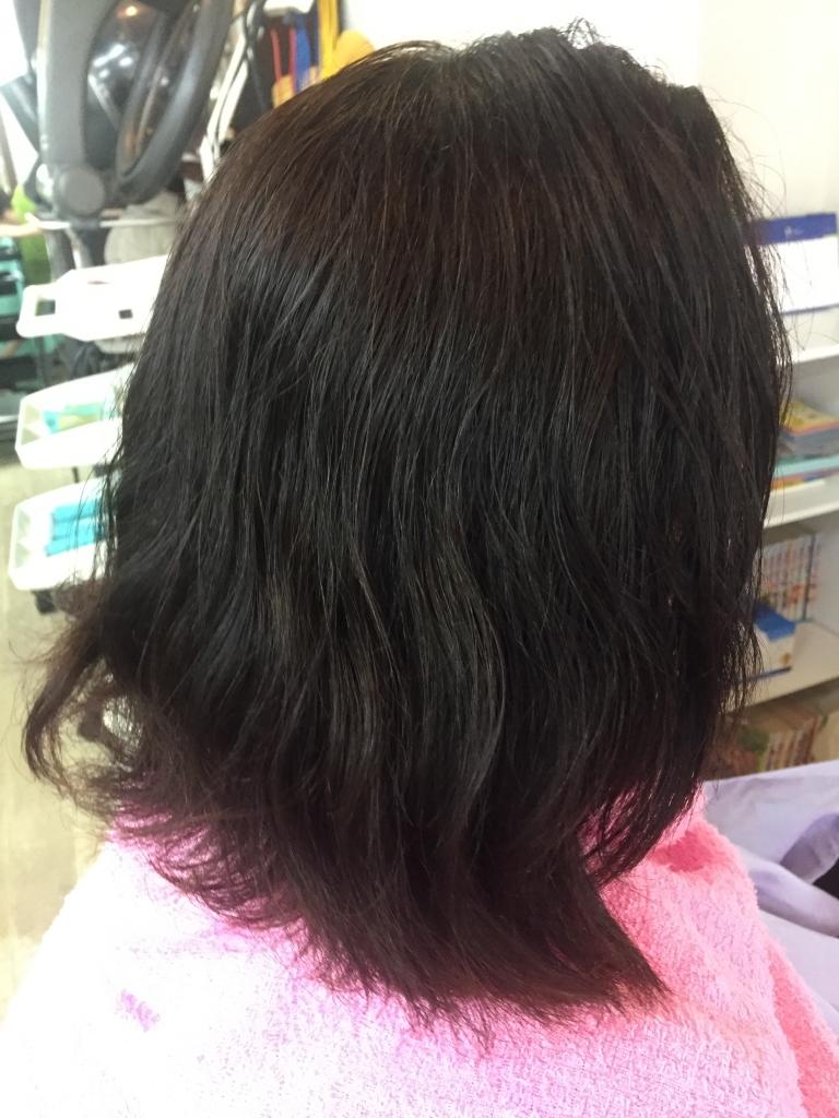最高級美容室 髪質改善 学園前 美容室 縮毛矯正専門店ガロ あやめ池
