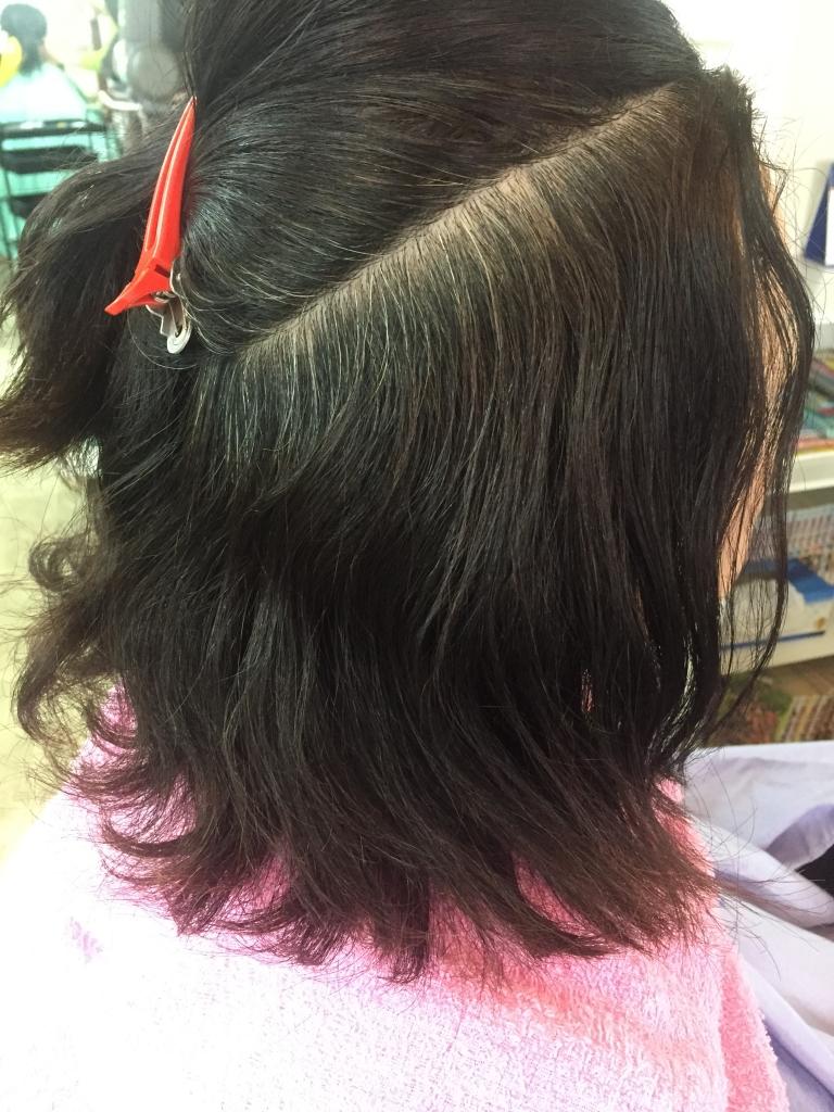 髪質改善専門店 奈良市 学園前 美容室 縮毛矯正専門店