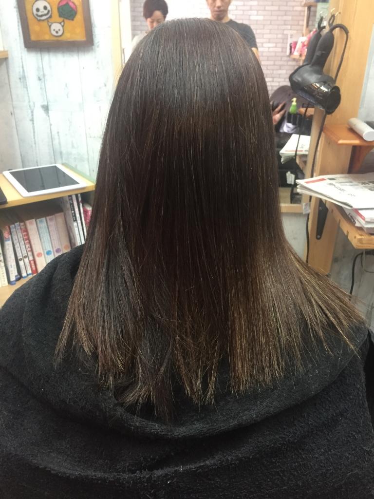 奈良美容室 40代ヘアスタイル 50代ヘアスタイル専門店 白髪染めと縮毛矯正 西大寺 大和西大寺 髪質改善
