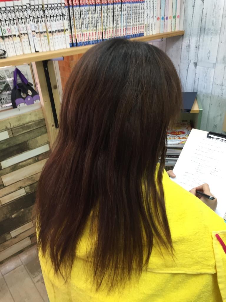 ダメージしすぎの髪 痛んだ髪のトリートメント ヘアエステ専門店
