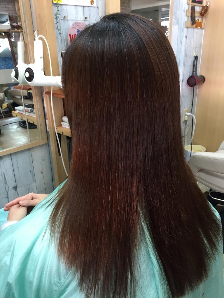 ダメージヘアがきれいになる 痛んだ髪の補修 ダメージヘア専用 学園前 奈良