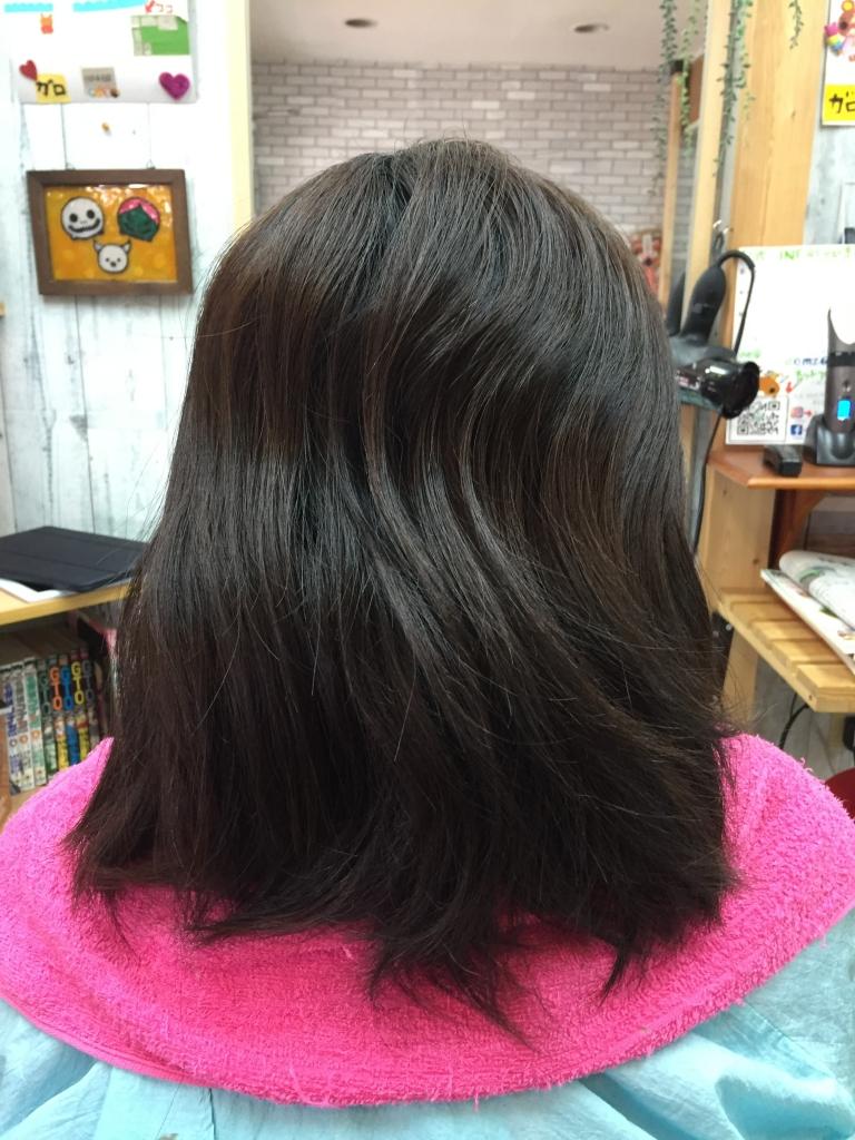 奈良市 美容室 西大寺 髪質改善 ヘアサロン