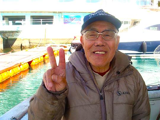 3/4釣果とやっぱり海が好き。