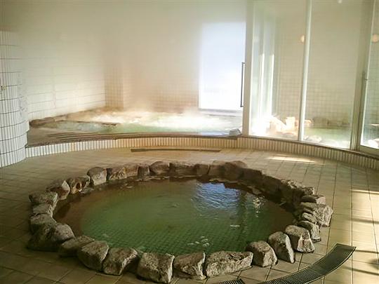 浴場営業しております!!