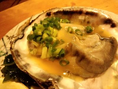 岩牡蠣マンゴーチリソース