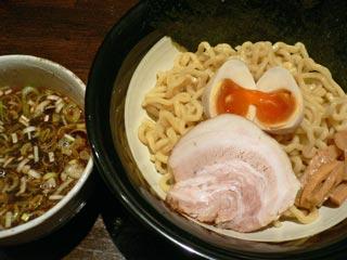 醤太のつけ麺