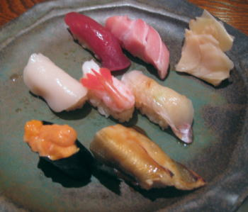 一兆の寿司