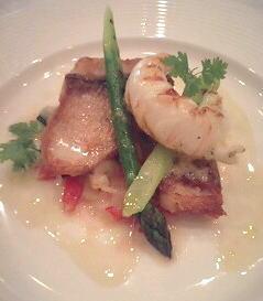 ナガフサ魚料理
