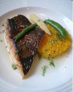 comme des poissons魚料理