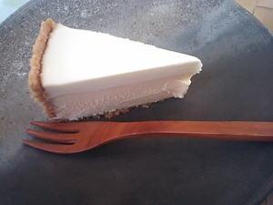 ホルトハウス房子さんチーズケーキ