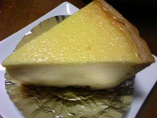 ちとせ屋チーズケーキ