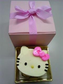 ハローキティレアチーズケーキ