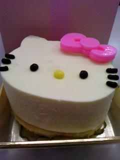 キティチーズケーキアップ