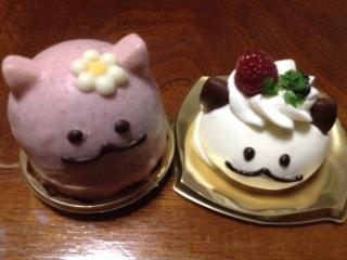 いもねこケーキ