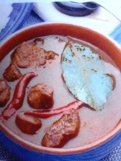 チキン灼熱スープカレー