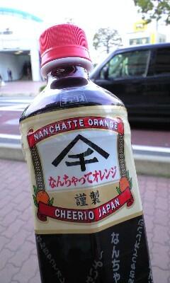 これは醤油では有りません!なんちゃってオレンジ