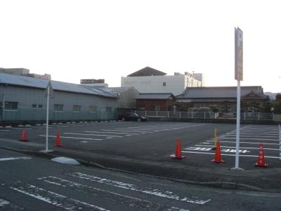 新・第二駐車場