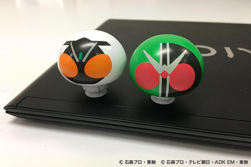 仮面ライダー マッシュルームコレクション