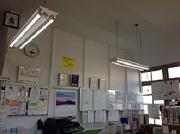 西武消防設備 事務所 LED蛍光灯設置例