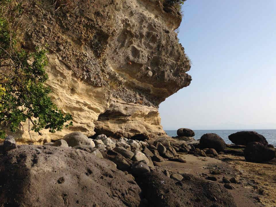 世界ジオパーク龍石海岸