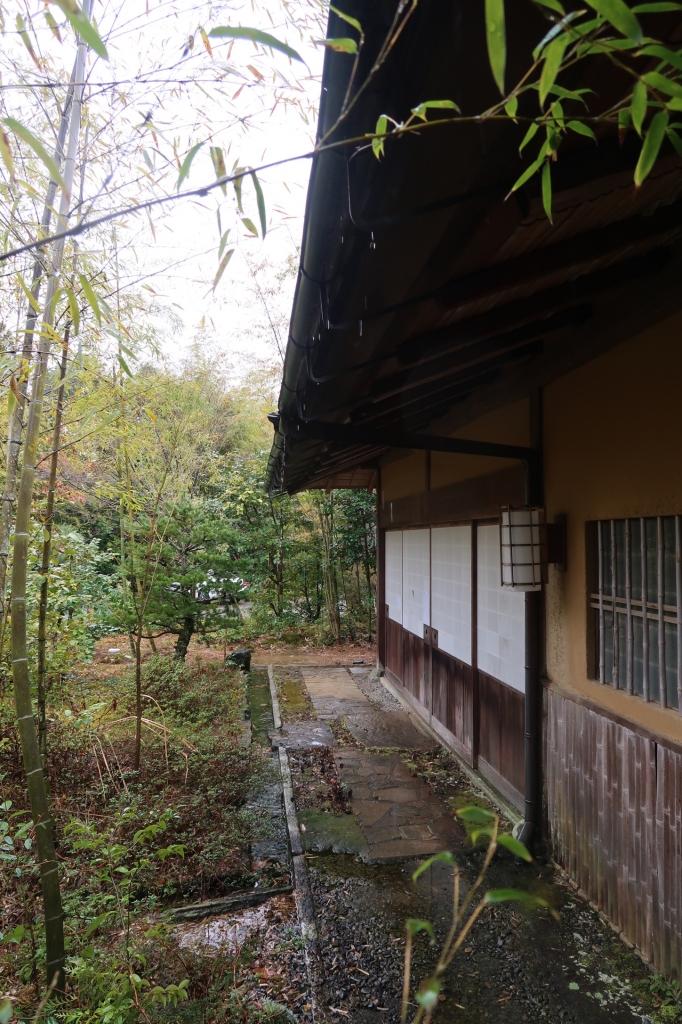 京の雨 kyoto