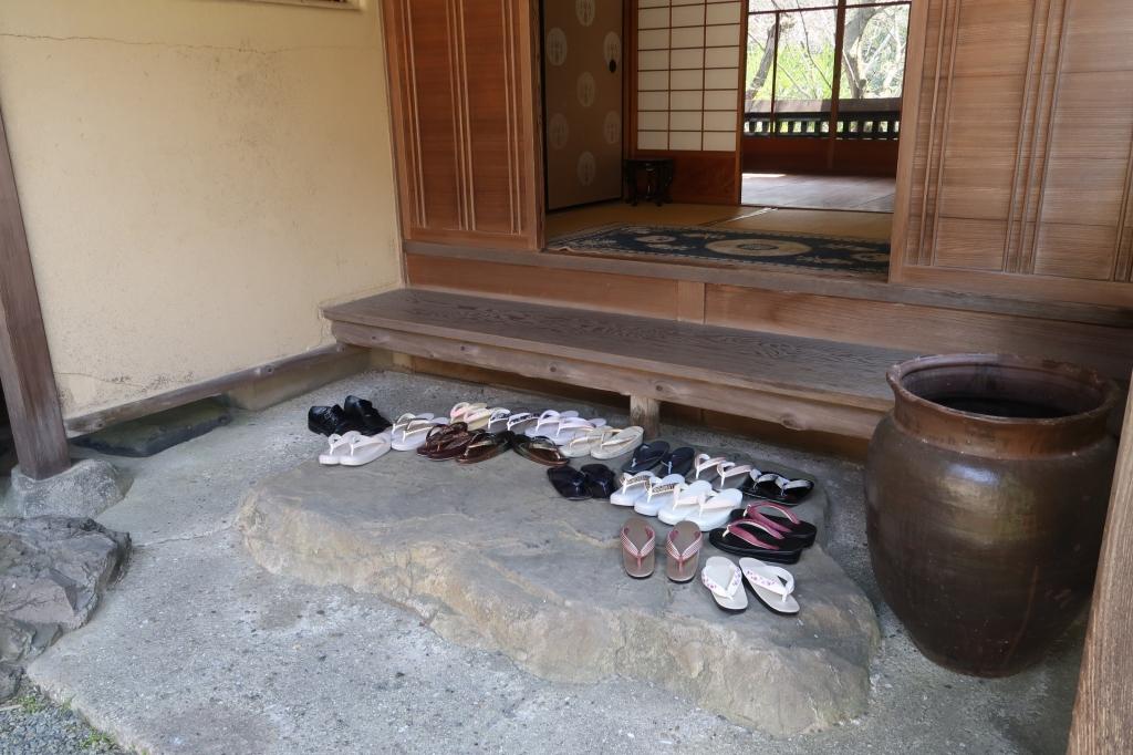 敷居 kyoto