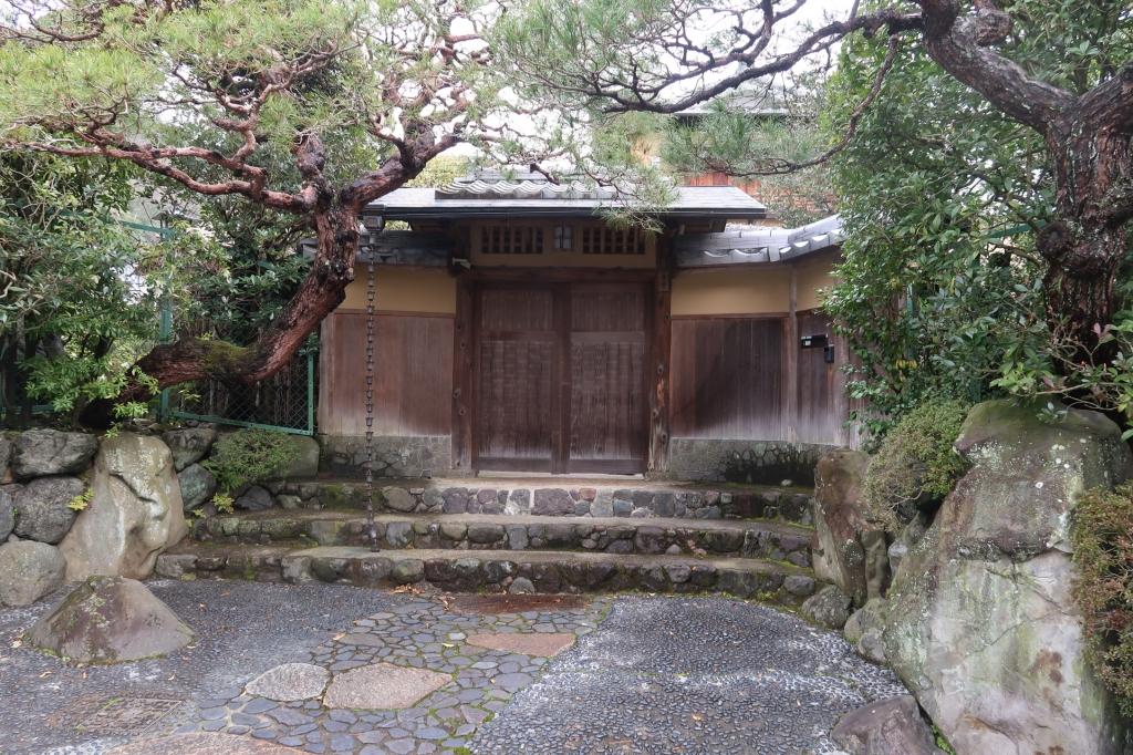 門構え kyoto