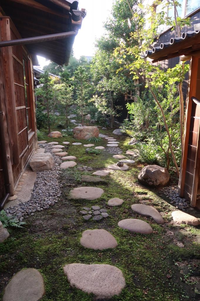 石の配置 kyoto